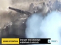 [16 Apr 2014] Syrian Army advancing neighborhoods of central city - English
