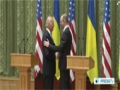 [22 Apr 2014] US VP visits Ukraine amid tensions - English