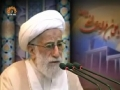 [02 May 2013] Tehran Friday Prayers آیت اللہ جنّتی - خطبہ نماز جمعہ - Urdu