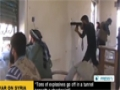 [06 May 2014] About 30 government forces have been killed in a militant attack in Syria - English