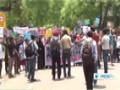 [07 May 2014] Rohingiya refugees protest against killing of Muslims in Myanmar - English