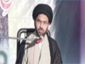[Mehfile Milad Imam Ali (A.S)] 13 Rajab 1434 - Speech : Maulana Ali Muhammad Naqvi - Urdu