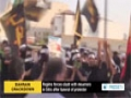 [18 May 2014] Bahraini forces clash with mourners in Sitra after funeral of protester - English