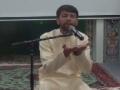 [08] Poetry Night - Ali Safdar (LIVE) - Milad Mah e Rajab - May 09, 2014 - Urdu
