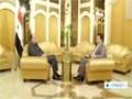 [26 May 2014] Face to Face - Syria presidential candidate al-Nouri upbeat about election (P.1) - English