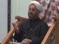 [Majlis e Aza] 28 Rajab 1435 | Start of Journey of Imam Hussain (a.s) - H.I. Hurr Shabbiri - English