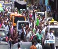 [30 May 2014] Palestinian hunger strikers moved to hospital - English