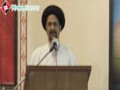 [Shuhada Conference] Speech : H.I Munawwar Naqvi - 27 May 2014 - Urdu