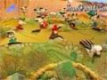 {01} [Animated Cartoon] Madresye Moosha - مدرسه موشها - Farsi