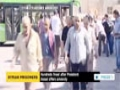 [06 June 2014] Hundreds freed in Syria prisoner amnesty - English