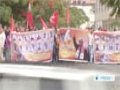 [06 June 2014] Palestinian prisoners continue open-ended hunger strike - English