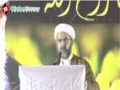 [25th Demise Anniversary Imam Khomaini (R.A)] Speech : Maulana Asghar Shaheedi - 07 June 2014 - Urdu