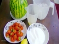 WATERMELON PUNCH COOK WITH FAIZA - Urdu