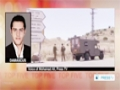 [22 June 2014] israel hits Syrian army positions in Golan from air, ground - English