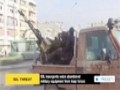 [22 June 2014] ISIL in Syria uses US-made army vehicles captured in Iraq - English