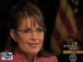 Sarah Palin - We would never 2nd guess Israel if it decided to attack Iran - English