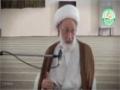 {03} [Ramadhan Lecture] Quranic illuminations   إضاءات قرآنية - Ayatullah Isa Qasim - Arabic