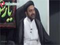 [Majlis e Wafat Syeda Bibi Zainab (S.A)] Maulana Syed Muhammad Ali Naqvi - 16 May 2014 - Urdu