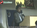 [Tulo ue Fajr Taleemi Convention 2014] Speech : Br. Farhan - Lahore - Urdu