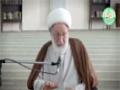 {08} [Ramadhan Lecture] Quranic illuminations   إضاءات قرآنية - Ayatullah Isa Qasim - Arabic