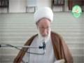 {05} [Ramadhan Lecture] Quranic illuminations   إضاءات قرآنية - Ayatullah Isa Qasim - Arabic
