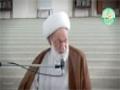 {06} [Ramadhan Lecture] Quranic illuminations   إضاءات قرآنية - Ayatullah Isa Qasim - Arabic