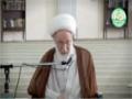 {07} [Ramadhan Lecture] Quranic illuminations   إضاءات قرآنية - Ayatullah Isa Qasim - Arabic