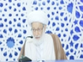 [Ramazan Lectures] الحديث القرآني الرمضاني Ayatullah Isa Qasim - 03 رمضان 1435 - Arabic