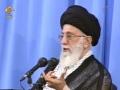 دیدار شرکتکنندگان در مسابقات بینالمللی قرآن - Aytaullah Khamenei - Farsi