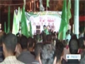 [03 July 2014] Hamas rallies in solidarity with Palestinians in West Bank, Jerusalem al-Quds - English