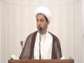 حديث الجمعة لسماحة الشيخ علي سلمان 4 يوليو 2014 - Arabic