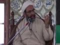 [04] رمضان ماہ بندگی خدا - H.I Asghar shaheedi - 04 Ramazan 1435 - Urdu