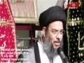 [12] Tafseer e Bismillah aur Surah Ankaboot - H.I Aqeel ul Gharavi - 12 Ramzan 1435 - Urdu