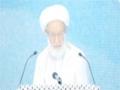 خطبة الجمعة لآية الله قاسم - 11 يوليو 2014م - Arabic