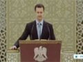 [16 July 2014] Syria President Assad sworn in for new term in office - English