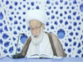 [Ramazan Lectures] الحديث القرآني الرمضاني Ayatullah Isa Qasim - 17 رمضان 1435 - Arabic