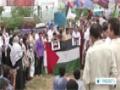 [17 July 2014] Pakistanis protest against Israeli attacks on Gaza - English