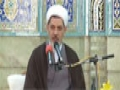 [Ramadhan 1435] درخواستِ ہدایت و استقامت دردینداری | Speech : H.I Nasir Rafi - Farsi
