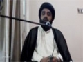 [Majlis] شہٓید اور شہادت - H.I Kazim Abbas - 5 July 2014 - Urdu