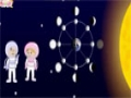 Moon Phases -Why Moon Changes Shapes -Preschoolers,Kindergarten and Toddlers  - English
