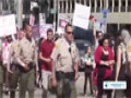 [21 July 2014] US protesters condemn Israeli aggression on Gaza - English