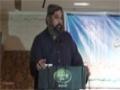 [03] مسلہ فلسطین آزادی بیت المقدس اور عالم اسلام - Janab Hamid Raza - Urdu