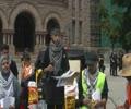 [Canada Quds Day 2014] Toronto Al-Quds Rally 2014 - Poem by Br. Hussain Mujtahedi - English