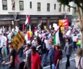 [USA Quds Day 2014] San Francis March in support of Palestind July 26, 2014 - English