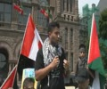 [Canada Quds Day 2014] Toronto Al-Quds Day Rally 2014- Speech by Br. Salah Khalaf - English