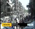 [27 July 2014] Residents at Damascus Yarmouk camp in dire need of aid - English