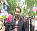 [Al-Quds Day In London 2014] Quds Day Comments by Brother Aamir Qoumi - Ramadan 1435 - Urdu