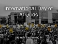 {01} [Al-Quds 2014] [AQC] Dearborn, MI | Quran | Youth | English