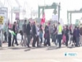 [13 Aug 2014] California activists target Israeli ships at ports - English