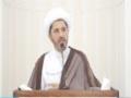 حديث الجمعة لسماحة الشيخ علي سلمان 15 اغسطس 2014